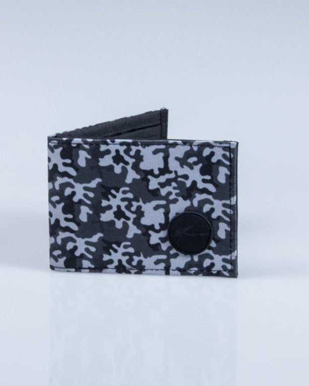 MORO SPORT WALLET PARIS CAMO GREY