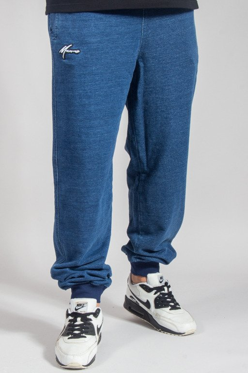 MORO SWEATPANTS LOGO OLD JEANS