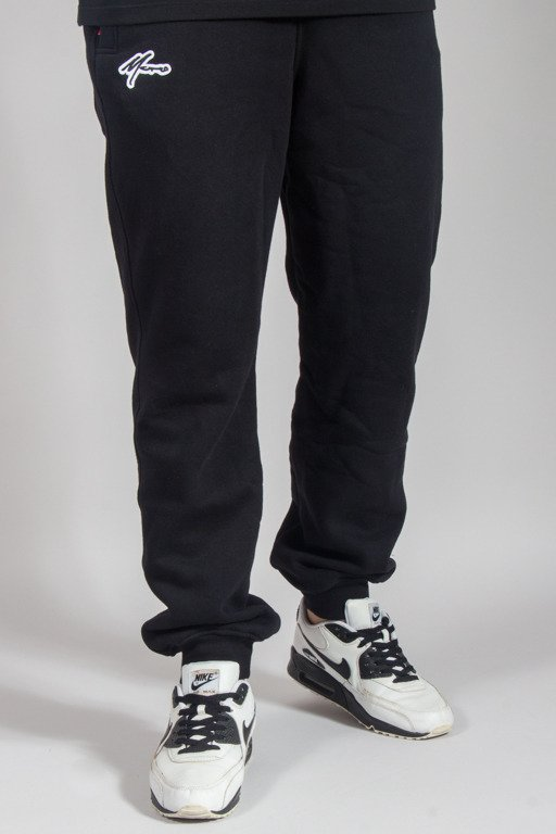 MORO SWEATPANTS MINI PARIS BLACK