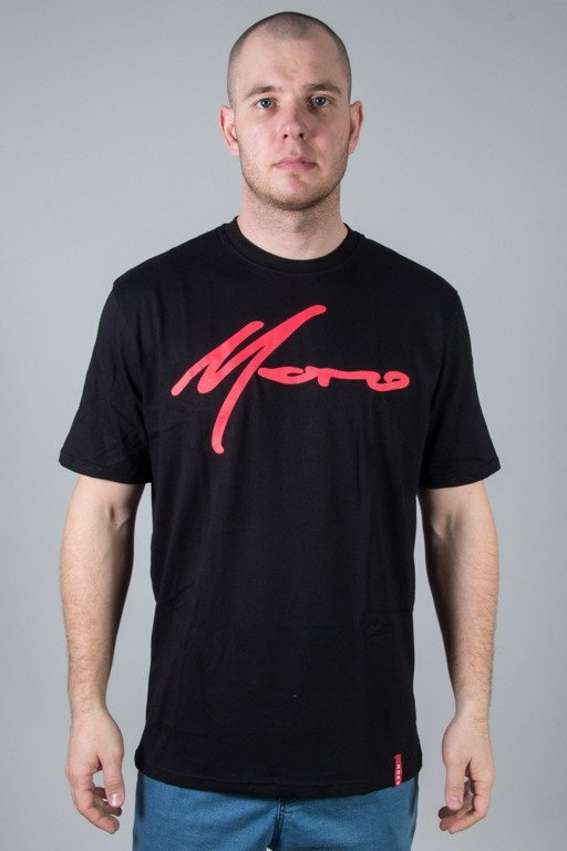 MORO T-SHIRT CLASSIC PARIS BLACK