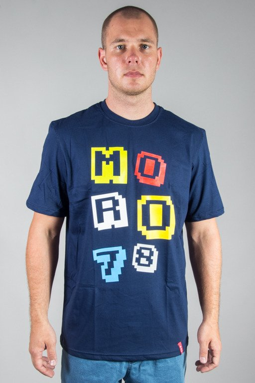 MORO T-SHIRT GAME NAVY