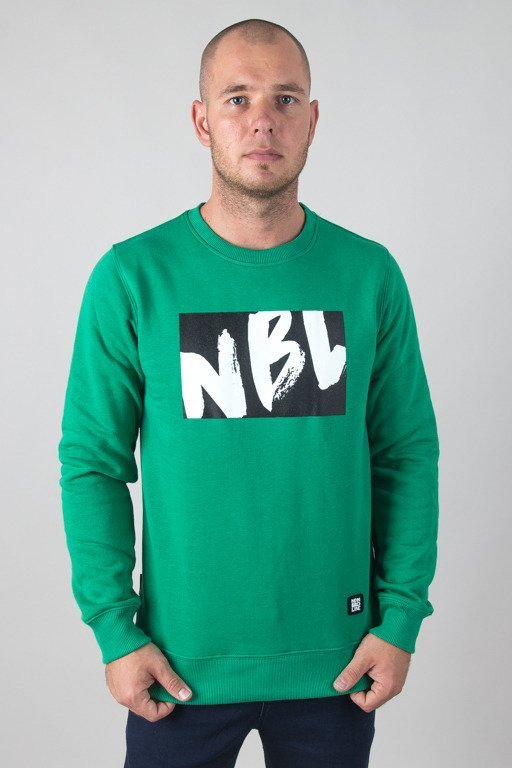 NEW BAD LINE CREWNECK DRAW GREEN