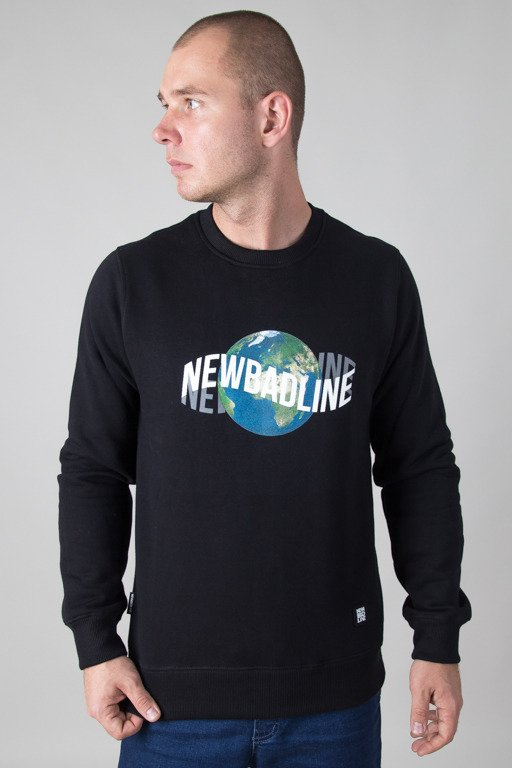 NEW BAD LINE CREWNECK EARTH BACK