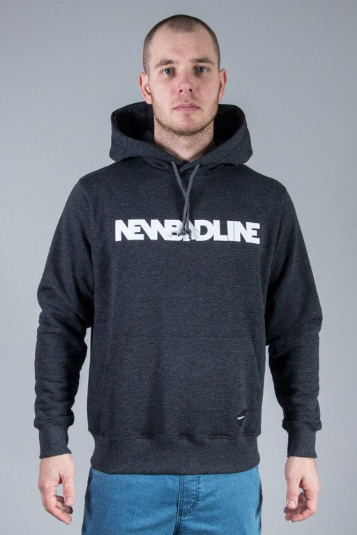 NEW BAD LINE HOODIE CLASSIC GREY