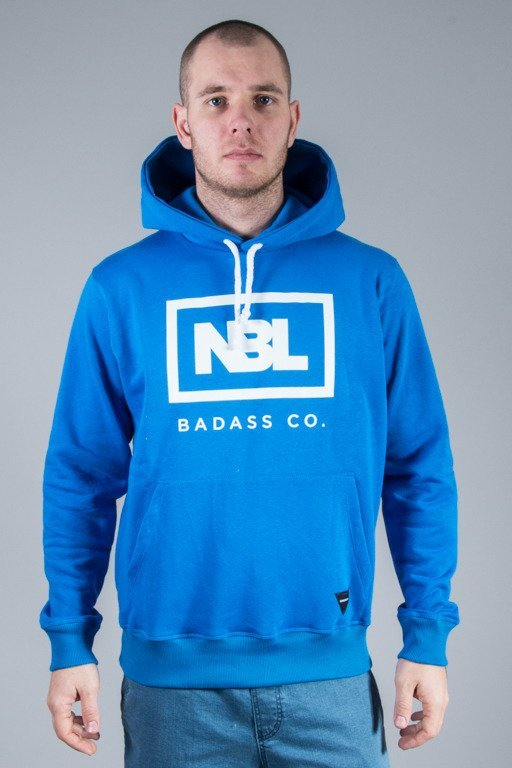 NEW BAD LINE HOODIE ICON BLUE
