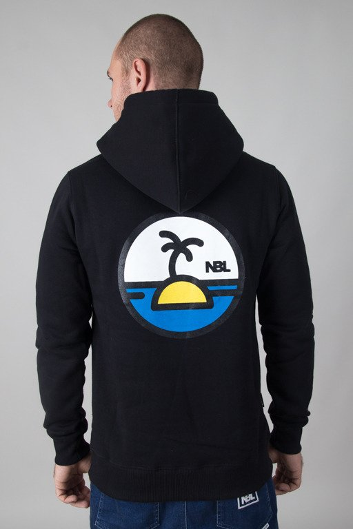 NEW BAD LINE HOODIE PALM BLACK