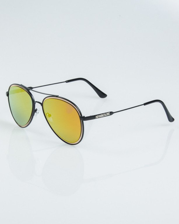 NEW BAD LINE OKULARY BOND METAL FLASH 1139