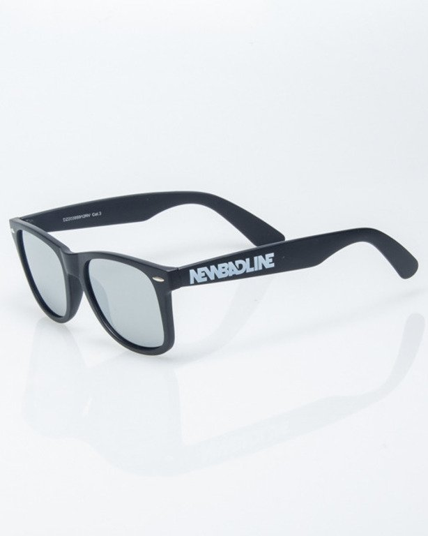 NEW BAD LINE OKULARY CLASSIC FLAT MAT 1223