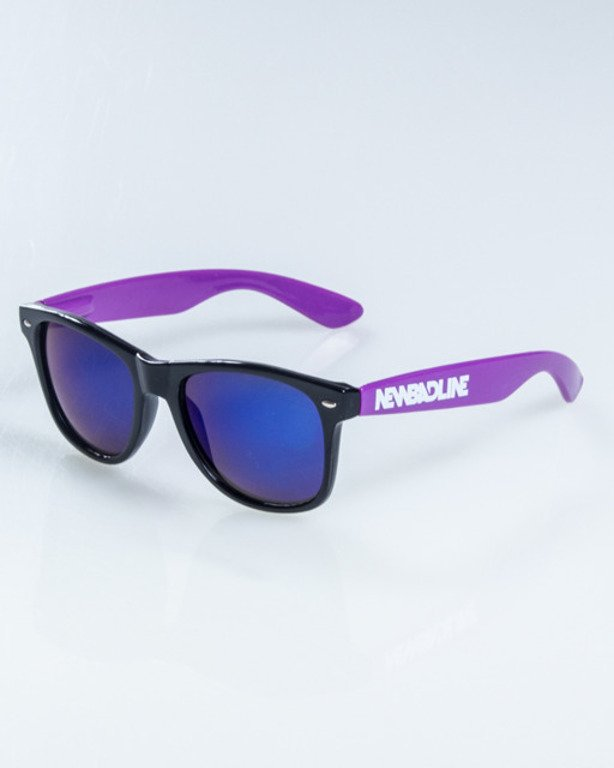 NEW BAD LINE OKULARY CLASSIC HALF 832