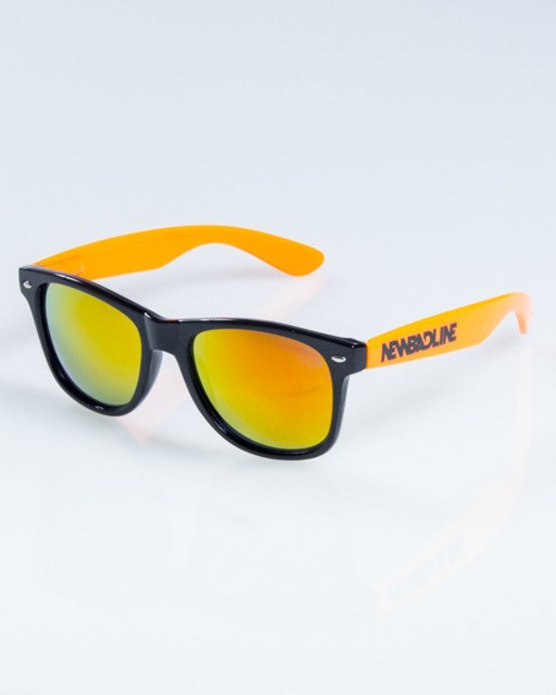 NEW BAD LINE OKULARY CLASSIC HALF 842