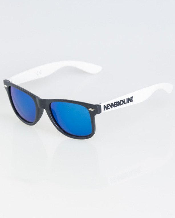 NEW BAD LINE OKULARY CLASSIC HALF MAT 1267
