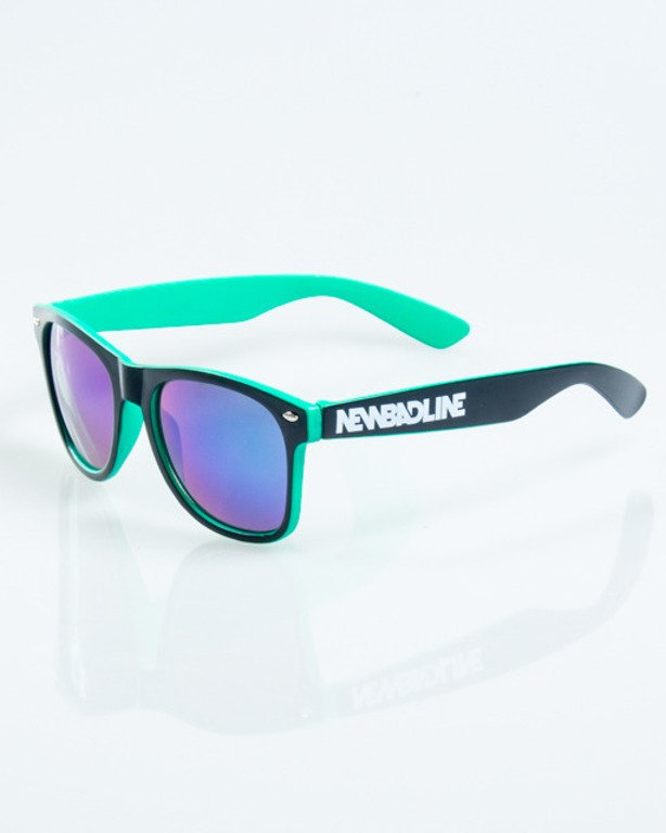 NEW BAD LINE OKULARY CLASSIC INSIDE MAT 1039