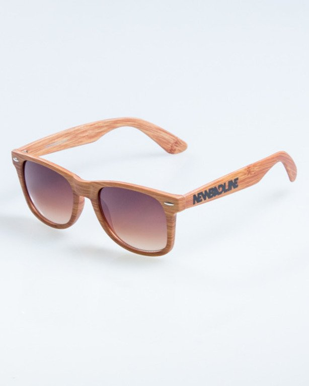 NEW BAD LINE OKULARY CLASSIC WOODY 871