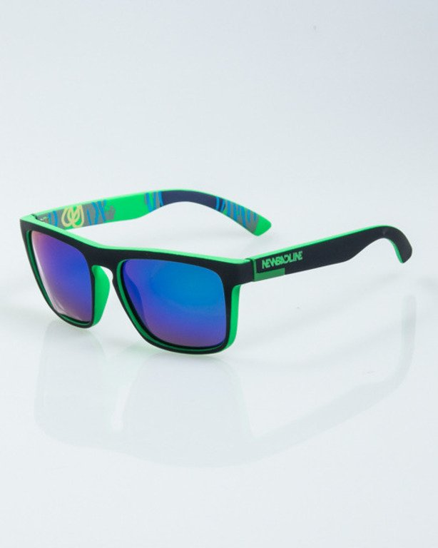 NEW BAD LINE OKULARY COMIX POLARIZED RUBBER 1020