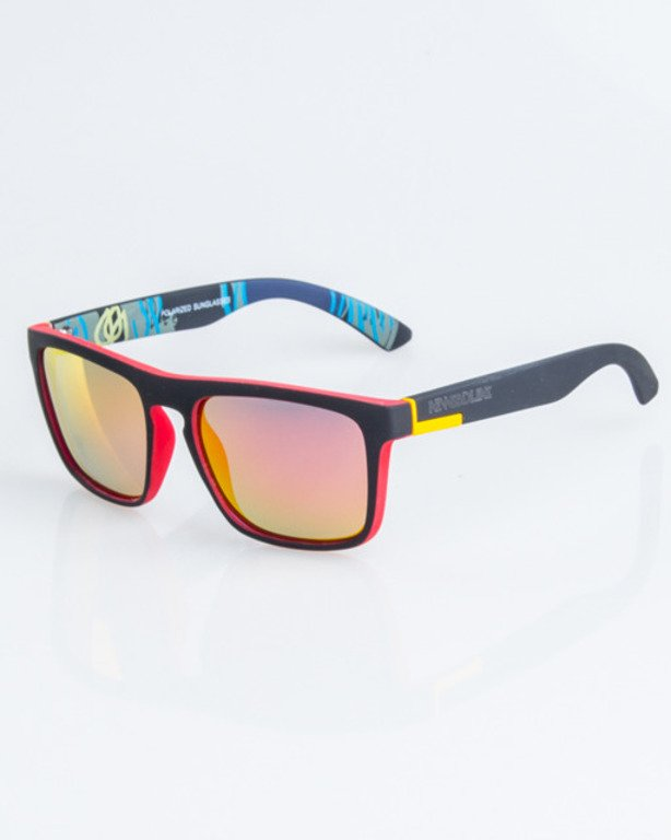 NEW BAD LINE OKULARY COMIX POLARIZED RUBBER 1261
