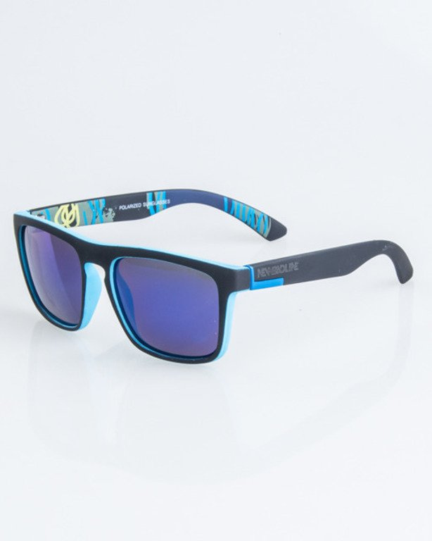 NEW BAD LINE OKULARY COMIX POLARIZED RUBBER 1262