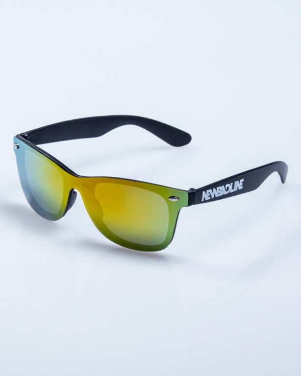 NEW BAD LINE OKULARY ONE GLASS 584
