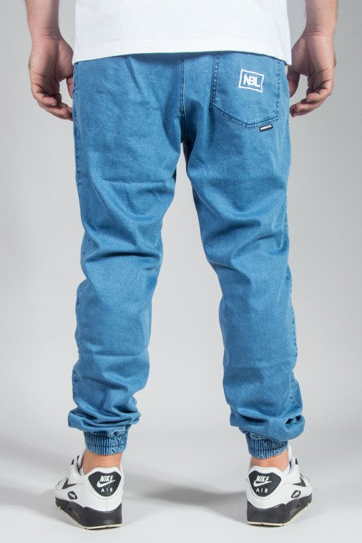 NEW BAD LINE PANTS JEANS JOGGER ICON LIGHT