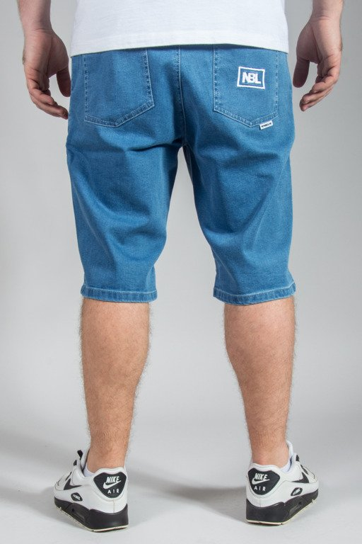 NEW BAD LINE SHORTS JEANS ICON LIGHT