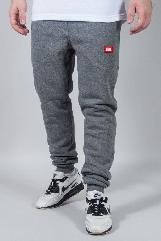 NEW BAD LINE SWEATPANTS SPORT GREY