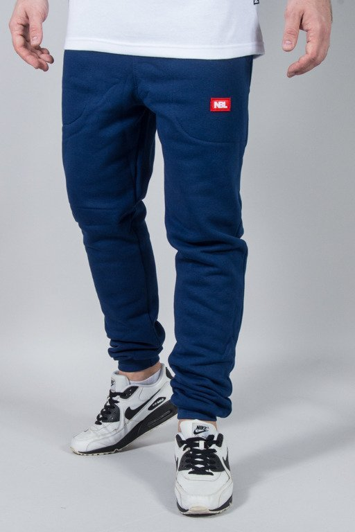 NEW BAD LINE SWEATPANTS SPORT NAVY