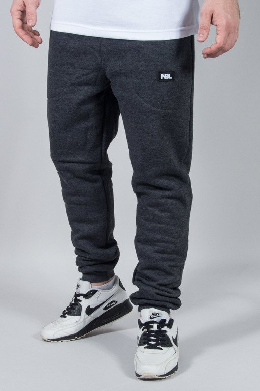 NEW BAD LINE SWEATPANTS SPORT PEPPER