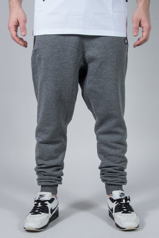 NEW BAD LINE SWEATPANTS SWAG LOW GREY
