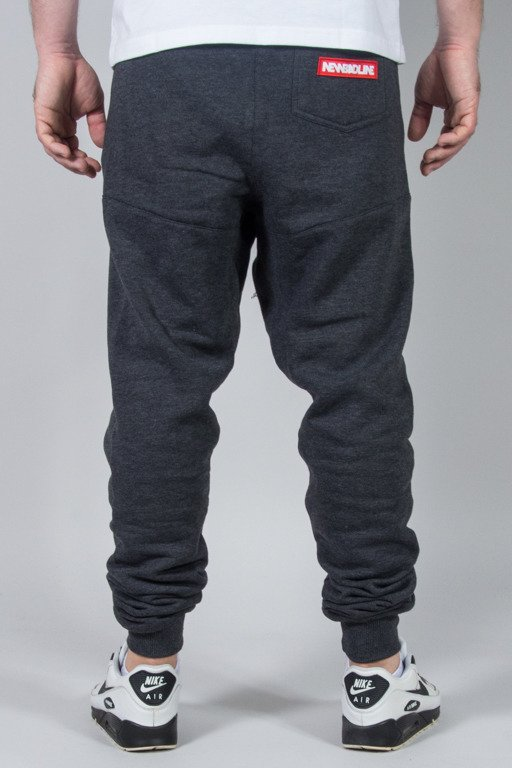 NEW BAD LINE SWEATPANTS SWAG LOW PEPPER
