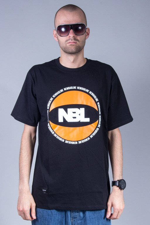NEW BAD LINE T-SHIRT BASKET BLACK