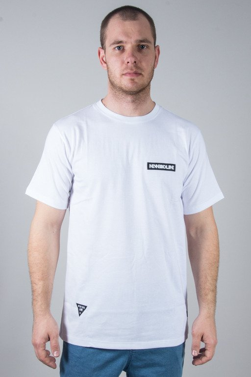 NEW BAD LINE T-SHIRT BOX WHITE