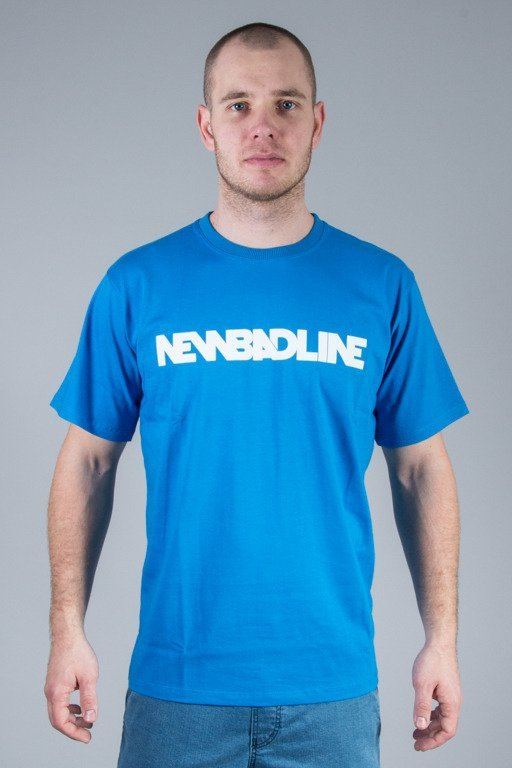 NEW BAD LINE T-SHIRT CLASSIC BLUE