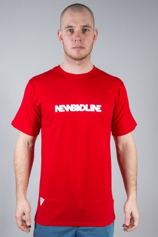 NEW BAD LINE T-SHIRT CLASSIC RED