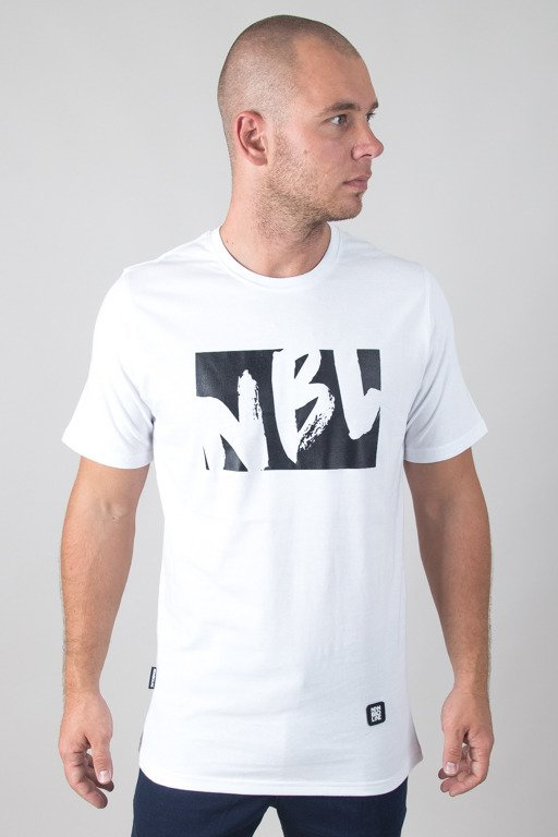 NEW BAD LINE T-SHIRT DRAW WHITE