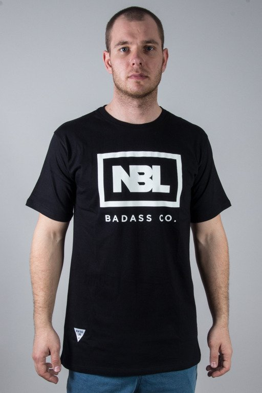 NEW BAD LINE T-SHIRT ICON BLACK