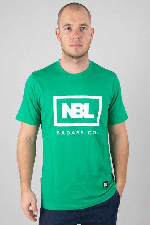 NEW BAD LINE T-SHIRT ICON GREEN