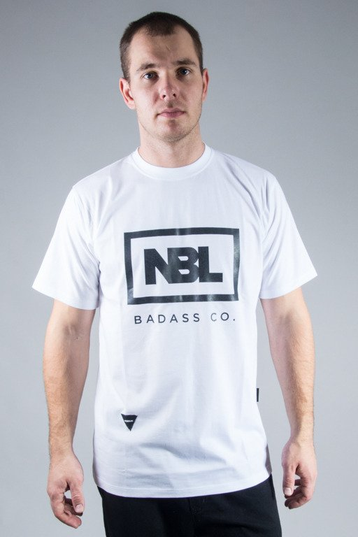 NEW BAD LINE T-SHIRT ICON WHITE
