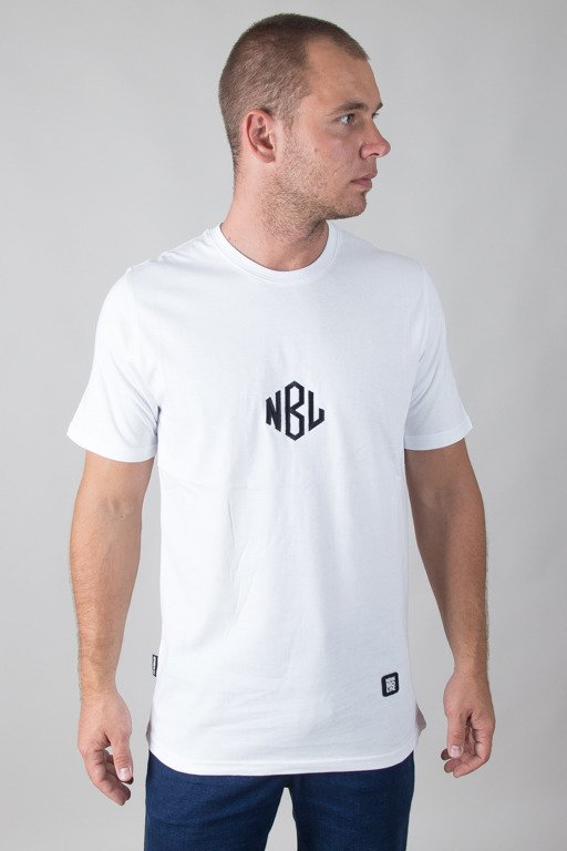 NEW BAD LINE T-SHIRT ROMB WHITE