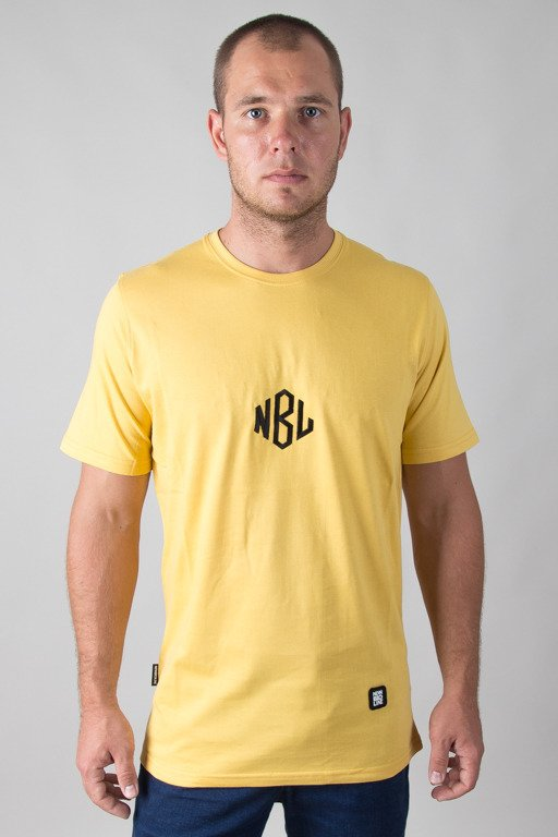 NEW BAD LINE T-SHIRT ROMB YELLOW