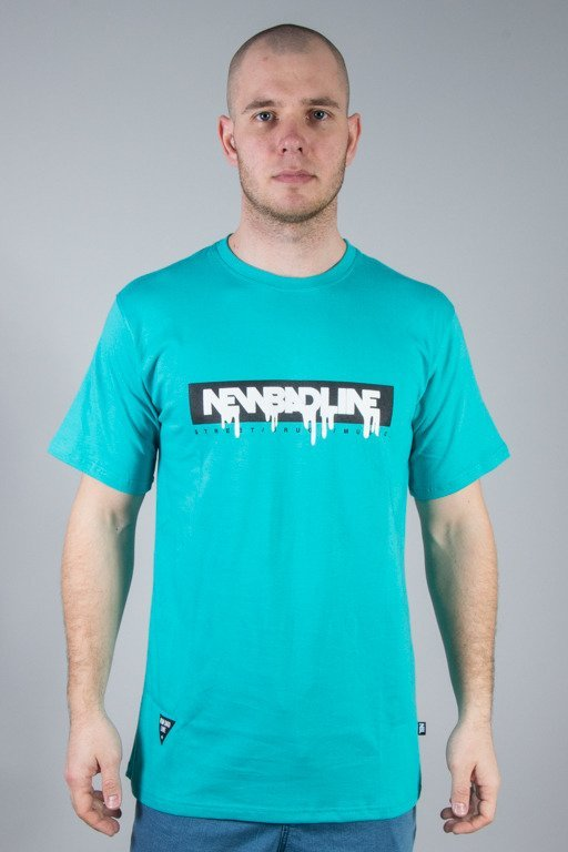NEW BAD LINE T-SHIRT SPRAY MINT