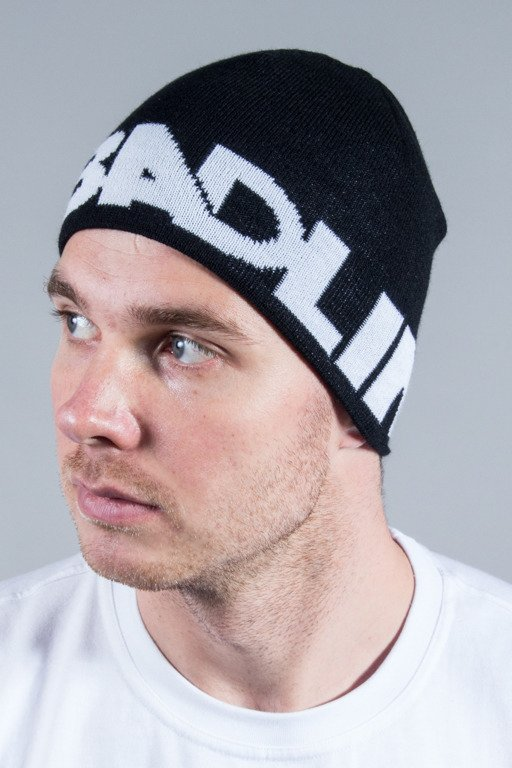 NEW BAD LINE WINTER CAP CLASSIC BLACK
