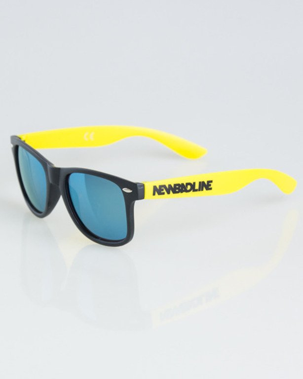 NEW BAD LNE OKULARY CLASSC HALF MAT 1283