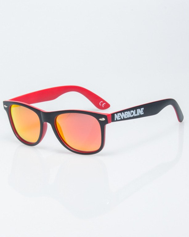 NEW NAD LINE OKULARY CLASSIC INSIDE MAT POLARIZED 1183