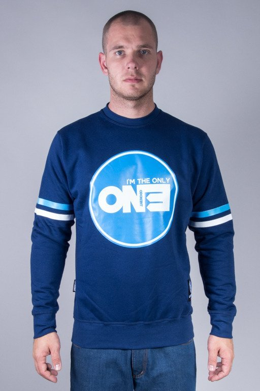 OPONENT CREWNECK ONLY ONE NAVY
