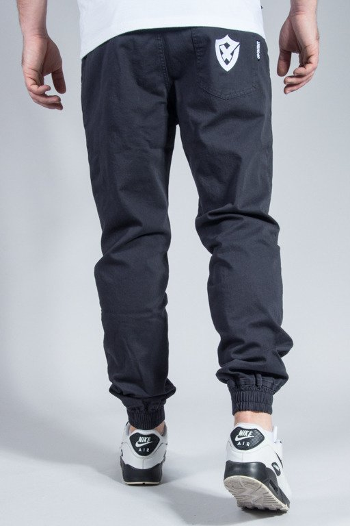 OPONENT PANTS CHINO JOGGER GRAPHITE