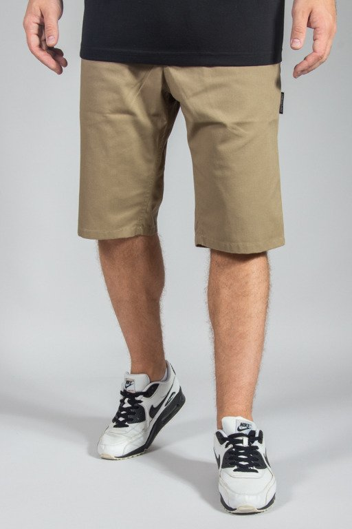 OPONENT SHORTS CLASSIC CHINO BEIGE