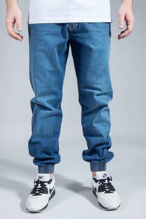 OUTSIDEWEAR PANTS JEANS JOGGER REGULAR BLUE