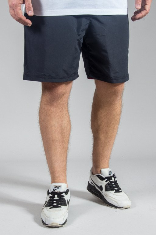 OUTSIDEWEAR SHORTS STICK BLACK