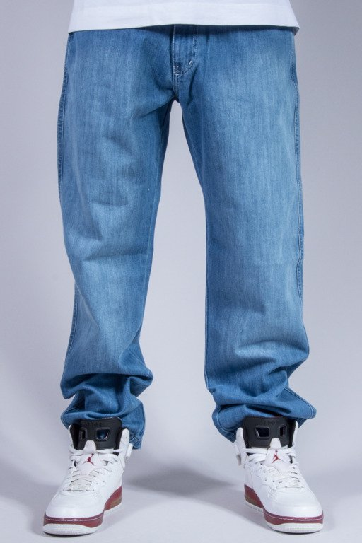 OUTSIDEWEAR SPODNIE JEANS SMALL LIGHT