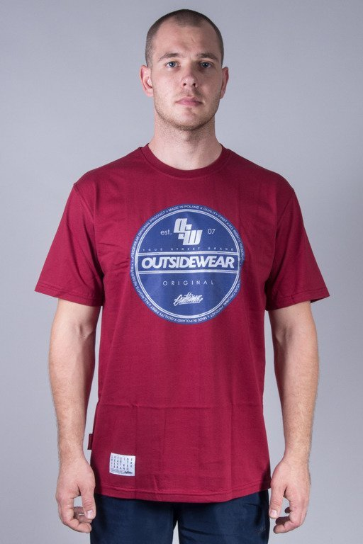 OUTSIDEWEAR T-SHIRT STICKER BRICK