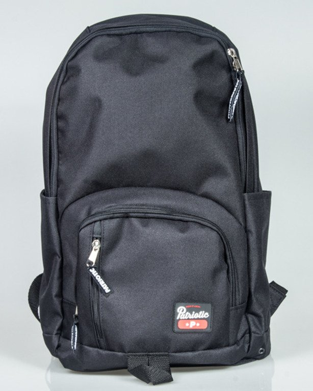 PATRIOTIC BACKPACK BASE BLACK
